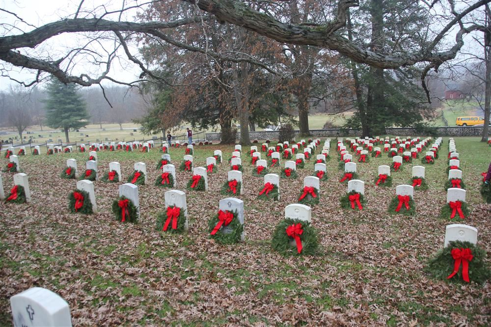 Bendersville Participates in Annual Wreath Project